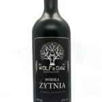 wolf oak wodka żytnia winoiprzyjaciele
