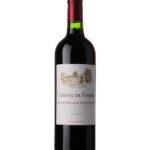 Chateau de Fonbel 2011 wino i przyjaciele